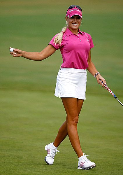 Natalie Gulbis - Natalie Anne Gulbis (born January 7, 1983) is an American professional golfer of Latvian descent who plays on the U.S.-based LPGA Tour. Description from pinterest.com. I searched for this on bing.com/images