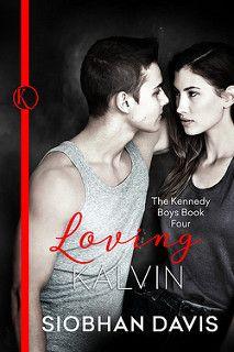 Cover Reveal: Loving Kalvin by Siobhan Davis