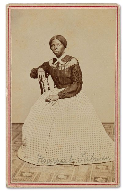 New photo of Harriet Tubman surfaces, biographer calls it 'remarkable' - For decades, there have been few photographic images of Harriet Tubman depicting how the abolitionist and Civil War spy looked in her lifetime.