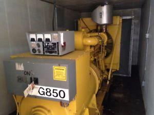 500 KW Cummins/Stamford Diesel Generator Genset