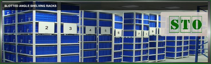 Slotted angle shelving racks in india For more info -http://www.metalimpacts.in/