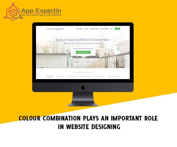 Colour Combination Plays An Important Role In Website Designing In 2020 Website Design Color Combination For Website Color Combinations