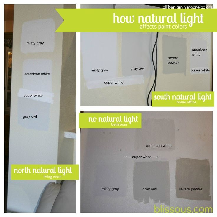 Paint Colors For Rooms Without Natural Light Bathroom