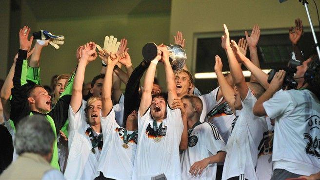 U-19 EM 2009- Europameister Deutschland