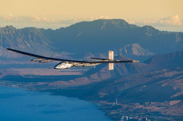 ソーラーインパルス2、初の大西洋横断へ離陸 | ナショナルジオグラフィック日本版サイト