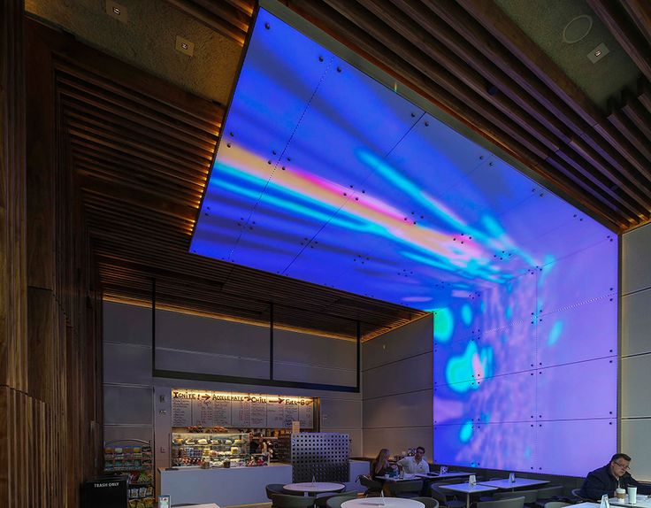 Kgm architectural lighting bentel bentel architects charney architects yale ground cafe