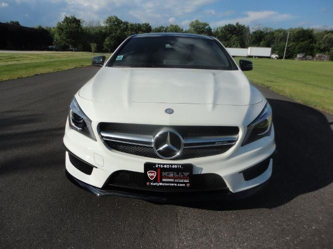 2015 Mercedes Benz Cla Class Cla 45 Amg In 2020 Mercedes Benz