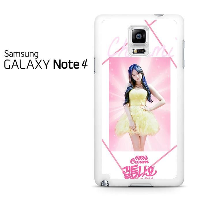 Chanmi Samsung Galaxy Note 4 Case