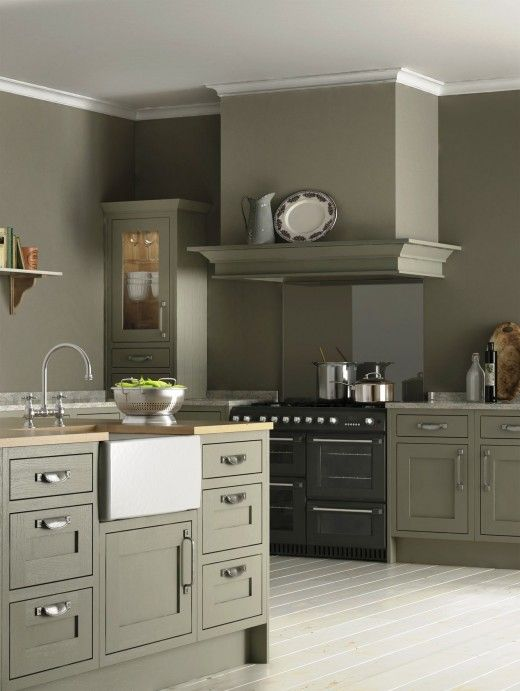 Best 17 Best Images About Grey Kitchens With Black Ovens On 400 x 300