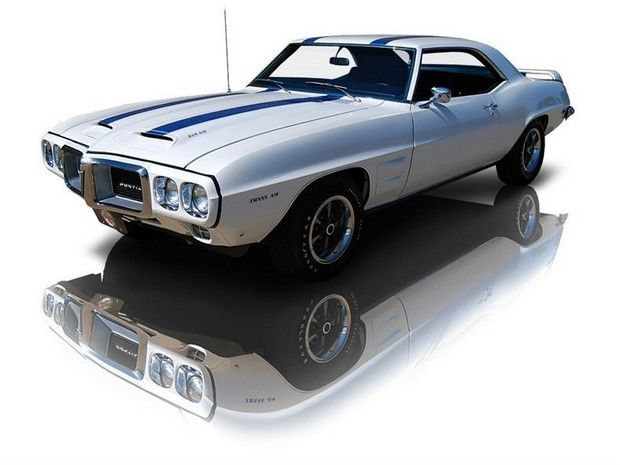 1969 Pontiac Trans Am coupe