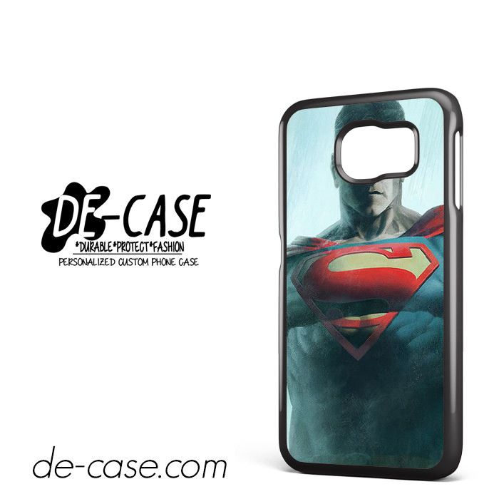 Superman Eye Laser Beam DEAL-10300 Samsung Phonecase Cover For Samsung Galaxy S6 / S6 Edge / S6 Edge Plus