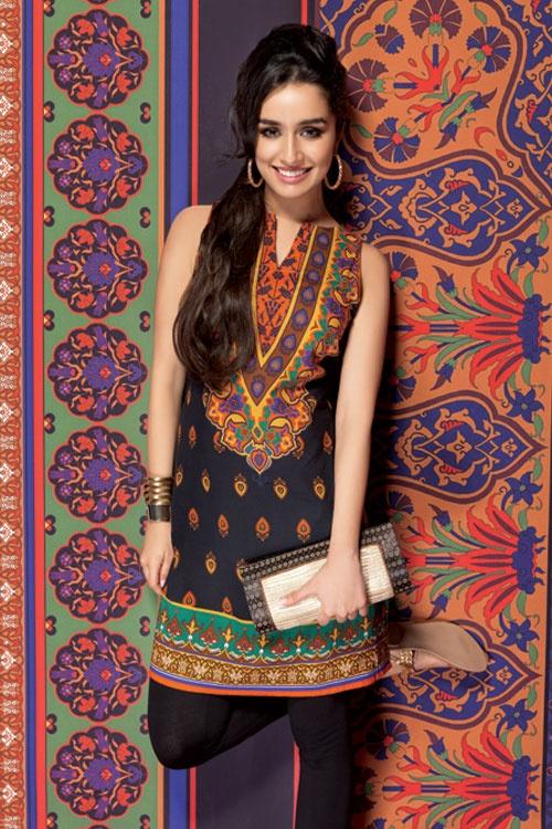 Indian tunic dress