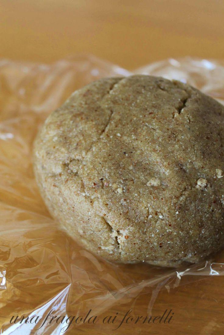 Una Fragola ai Fornelli: Pasta frolla vegan, senza glutine e senza zucchero