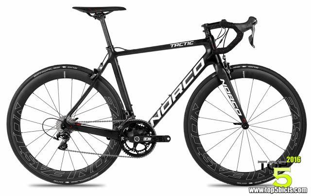 TOP 5 BICICLETAS DE CARRETERA: NORCO TACTIC SLR, gran bici para disfrutar en cual...