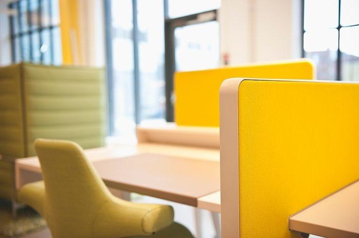 Design perfect co-working environment #InspireGreatWork #Scandinavian #design