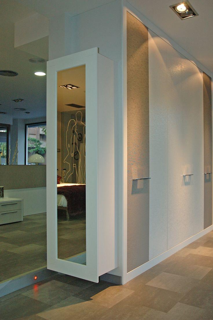 1000 ideas sobre closet con espejo en pinterest muebles - Organizacion armarios ...