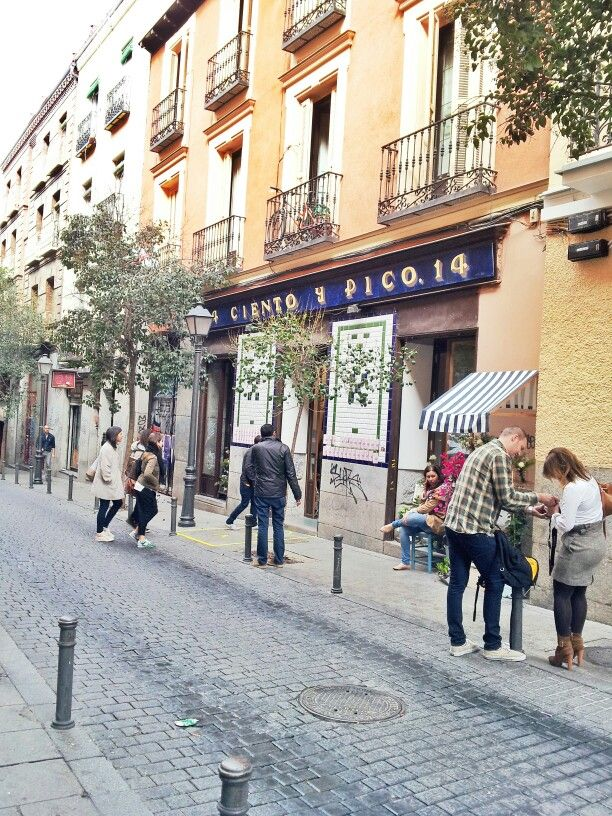 @cientoypico #singularesinventoryroom #Madrid calle Velarde, 14 #Madrid