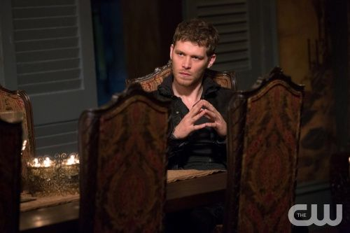 """The Originals -- """"Rebirth"""" -- Image Number: OR201a_0194.jpg -- Pictured: Joseph Morgan as Klaus -- Photo: Bob Mahoney/The CW -- © The CW Network, LLC. All rights reserved."""