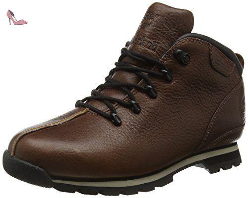 Timberland Splitrock Hiker, Bottes Chukka Hommes, Marron (Brown), 42 EU - Chaussures timberland (*Partner-Link)