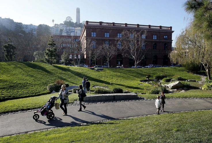 Winter withering: Bay Area may see record temps this week - San Francisco Chronicle... Nice shot of the San Francisco Bay Club.
