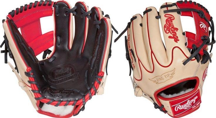"Rawlings Pro Preferred 11.75"" Baseball Glove PROS205-2BCWT"