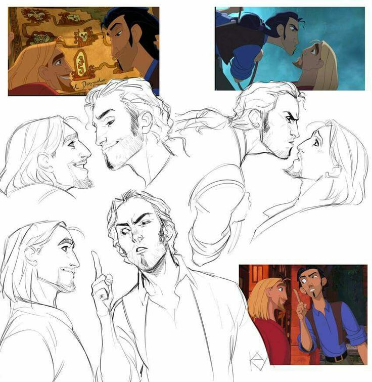 Miguel & Tullio, Road to El Dorado Rebelflet tumblr