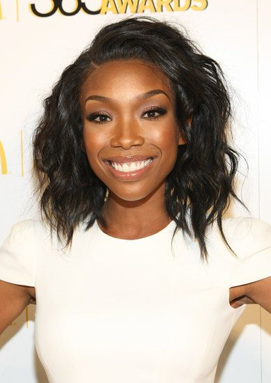 Brandy Norwood hair