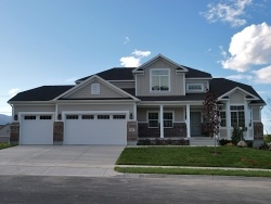Desert Creek - Utah homes for sale in Herriman, Utah  Master on main 3 bedrooms upstairs. no loft  2359 sq ft