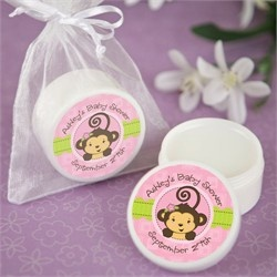 72 best images about baby shower ideas on pinterest baby showers monkey and personalized baby - Monkey baby shower favors ideas ...
