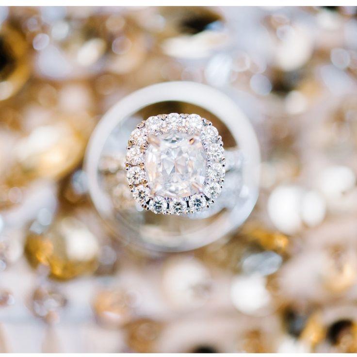 Cushion antique vintage diamond (maltese cross and eye cutlet) | Halo shared…