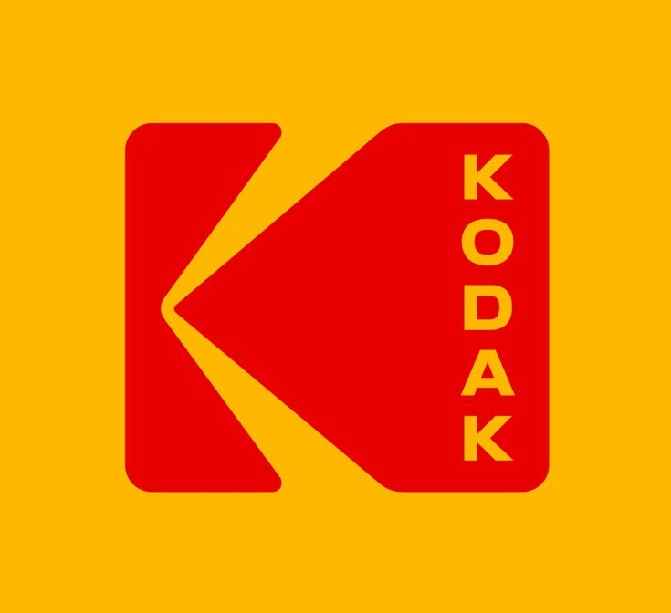 New Logo and Identity for Kodak by Work-Order