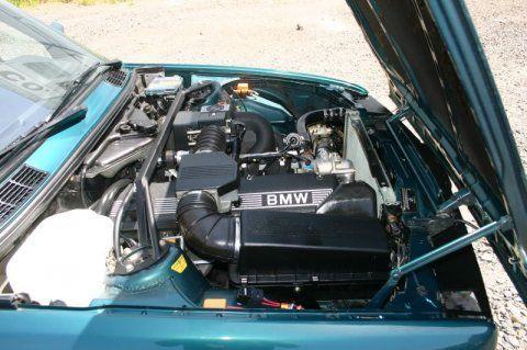 1992 BMW Cabrio M30 Engine Swap