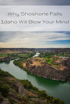 Why Shoshone Falls Idaho Will Blow Your Mind