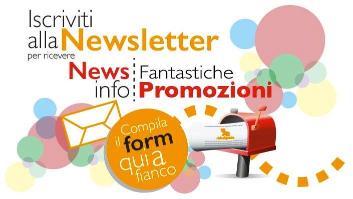 Vuoi ricevere in esclusiva offerte, sconti, promozioni e informazioni sui prodotti per #neonati e per la #mamma? Iscriviti alla nostra newsletter!http://www.nidodigrazia.it/landing/pagina-registrazione-newsletter.asp