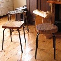 空間にフィットするもの。あなたの暮らしに手作り椅子を