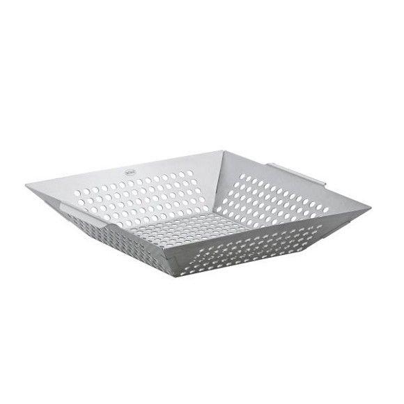 In der Grillpfanne gelingen knackiges Gemüse oder knusprige Bratkartoffeln im Handumdrehen!