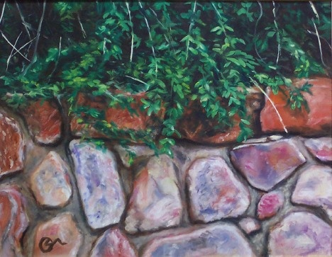 Stone Wall Art 110 best stone wall art images on pinterest | stone walls, dry