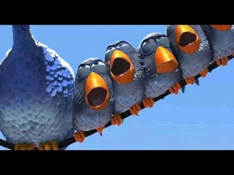 ▶ For the Birds - YouTube expected vs unexpected/mean jean/space invader and…