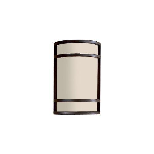Minka-Lavery 9802-143 Bay View 2-Light Exterior Pocket Lantern by Minka. $149.90. From the Manufacturer                The Great Outdoors by Minka-Lavery 9802-143 Bay View Collection Exterior Pocket Lantern is described by being a fresh, clean and contemporary classic collection with the warm oil rubbed bronze finish paired with an etched opal glass shade. The 9802-143 can be placed outside on a front porch or garage front as a focal point with its upbeat styling, or used t...