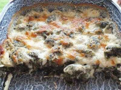 Ízőrző: Spenótos gnocchi (nudli)