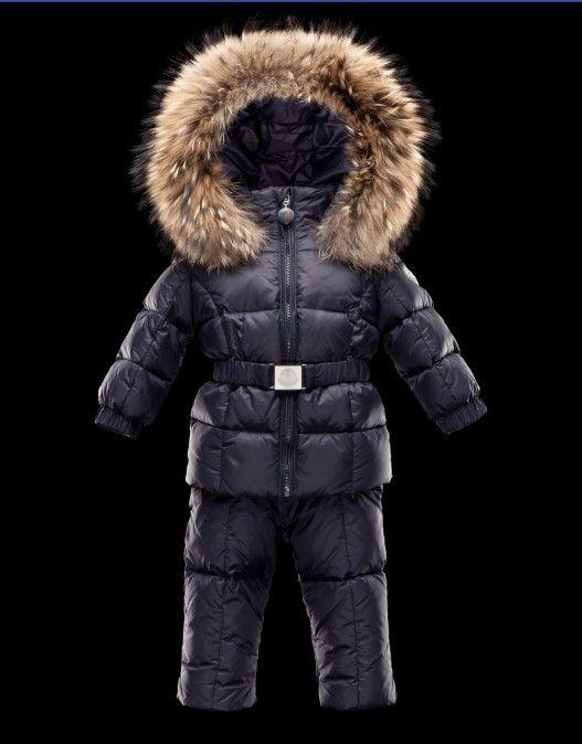 moncler snowsuit baby girl