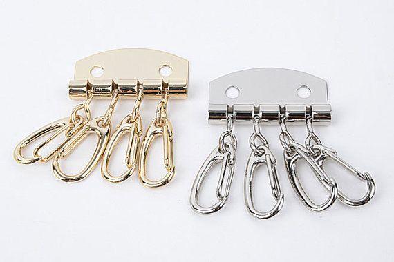 4 Hole KeyHolder  B style / High Quality Key Holder / by VACHETA