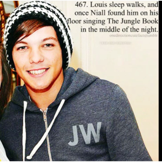 Oh Louis...