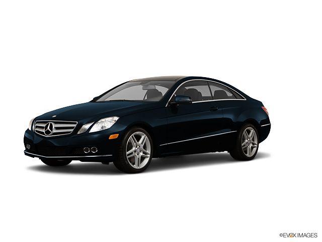 2010 Mercedes Benz E350 Coupe