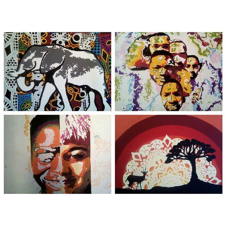 Work in progressivo  #caritas #arte #streetart #pannelli #pittura #pannellidecorativi #love #loveit #unione #intercultura #scuola #liceoartistico #progetti #soddisfazioni #chebello #workinprogress #quasifinito #finalmente by mihannospentoancheisogni_