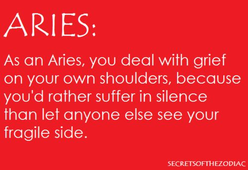 THE WORLD OF ASTROLOGY: Aries the Ram