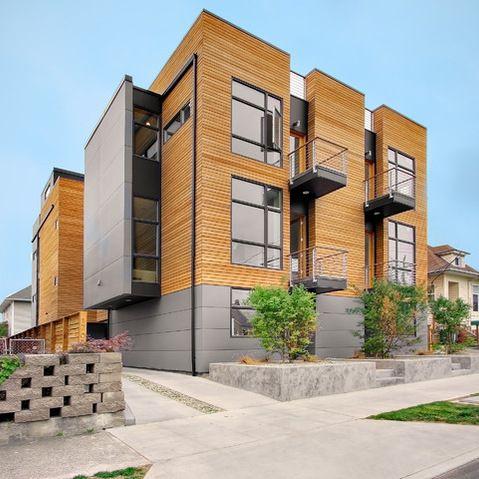 21 best Home | Multiplex dwelling images on Pinterest | Modern homes ...