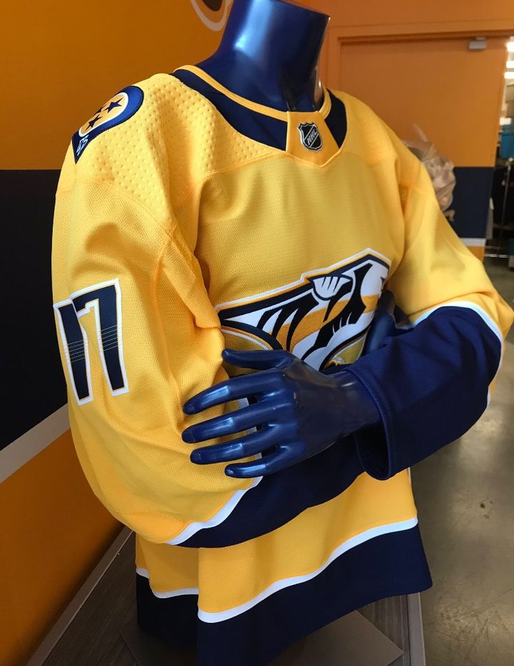 134 best images about go preds go on pinterest colin for Nashville predators jersey