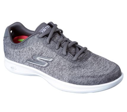Skechers GO STEP GRAY  WHITE Ot FPhxu Women Performance HighFashion TopDeals