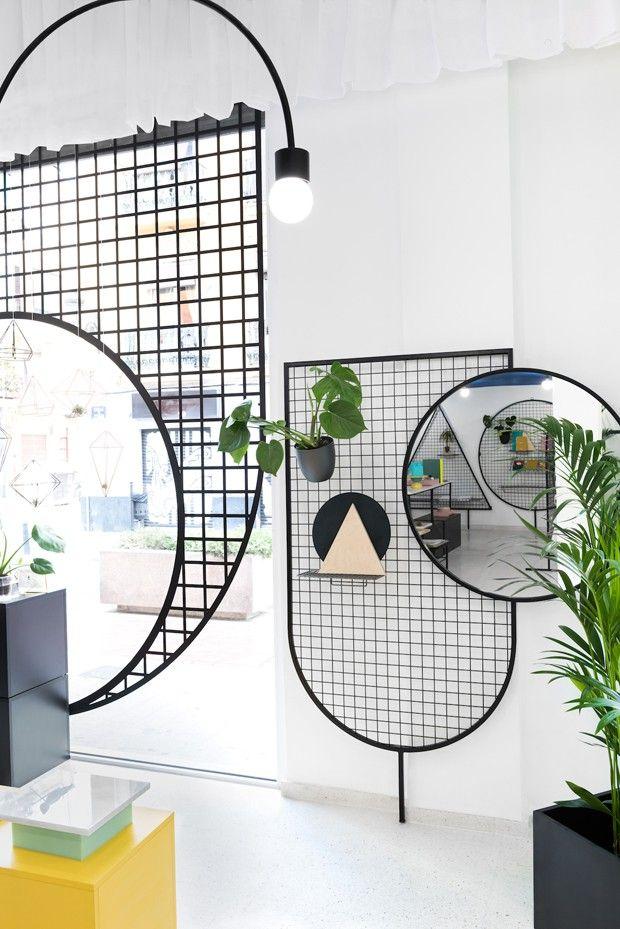 Masquespacio signe le design intérieur de la boutique gnomo à valence